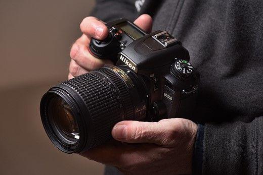 ⑩ Nikon D7500