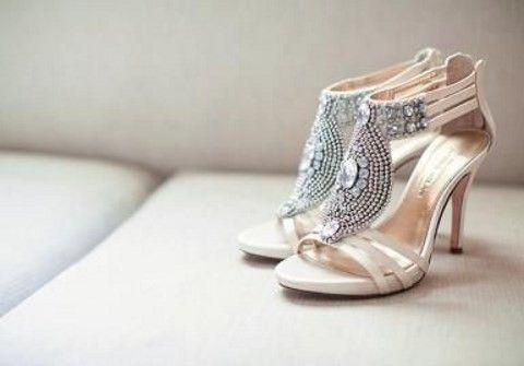23 Lindos Zapatos y Botines para Novias - Bodas en Otoño - Bodas