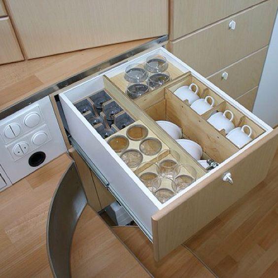 Kitchen Storage, Storage And Campers On Pinterest