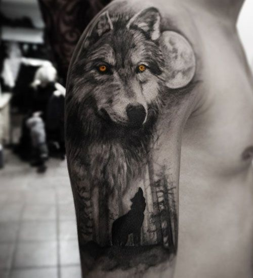 101 Best Wolf Tattoos For Men Wolf Tattoo Sleeve Wolf Tattoos Men Wolf Tattoos For Women
