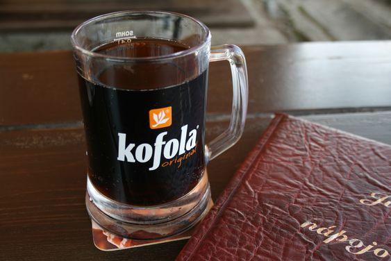 Kofola - a Slovak popular alternative to coke