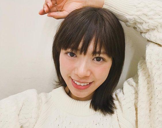 可愛い笑顔のわちみなみのエロ可愛い画像