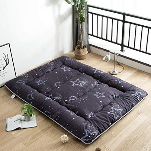 Wanggang Soft Mattress Sleeping Tatami Floor Mat Foldable Futon Tatami Mattress Soft Thick Japanese Student Dormitory Ma Mattress Soft Mattress Single Mattress