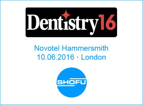 SHOFU Dental Blog: Dentistry 16 Stars of Dentistry · London