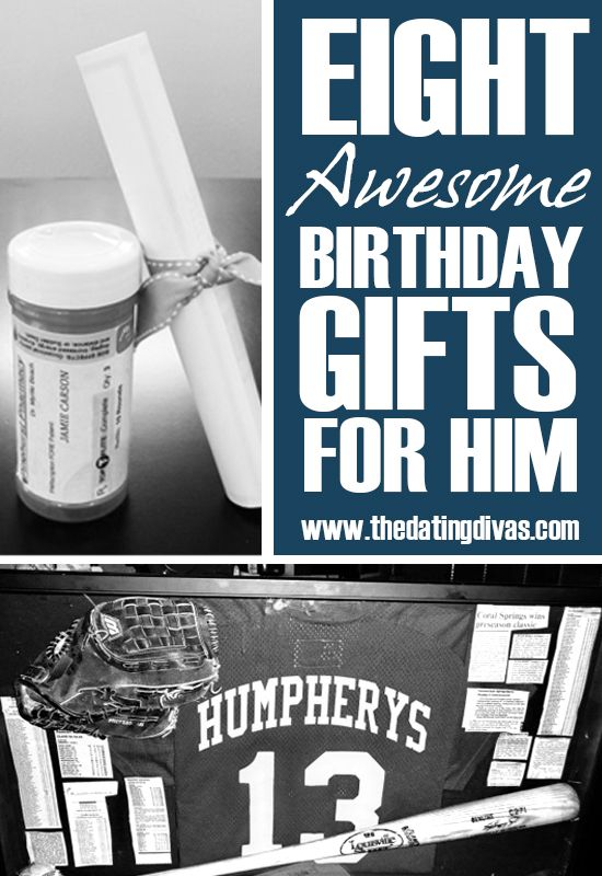 The Ultimate Gift Giving Guide for Your Man for Any Occasion