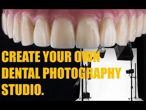 Create Your Own Dental Photography Studio اعداد استوديوا تصوير داخل عيادة الاسنان Youtube Dental Photography Dental Photography