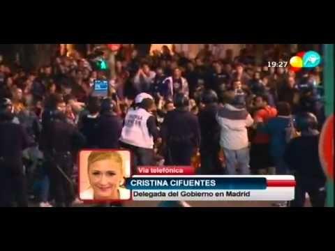 Cristina Cifuentes cobra en negro sus colaboraciones en Intereconomía: 2000€/programa (VIDEO)  octubre 8, 2012