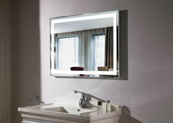 Budapest III Lighted Vanity Mirror LED Bathroom