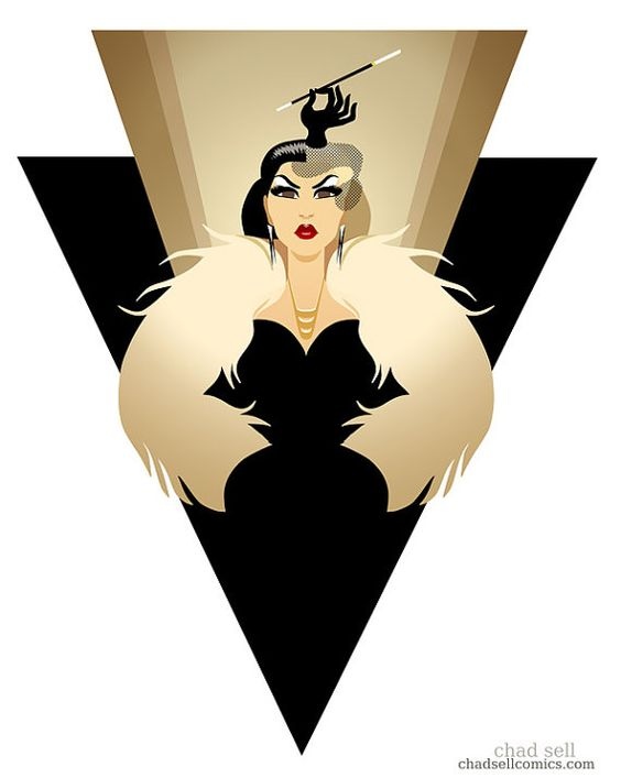Manila Luzon Smokin' by ChadSellComics on Etsy, $10.00