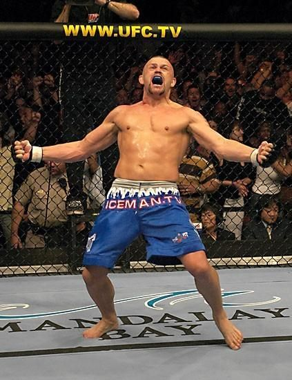 FightersBlog Top Fights - Chuck Liddell vs. Tito Ortiz - Nothing but a classic, the beginning to one of the if not the biggest rivalries in the UFC. Once known as friend, now worst enemies.