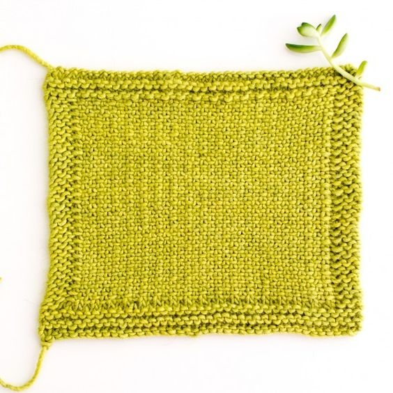 Meet the Linen Stitch: The Perfect Pattern for Winter Projects The oja...