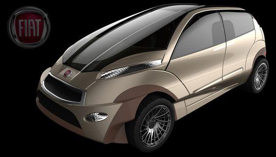 Novo Fiat Uno on Behance