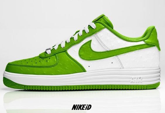 Nike iD adds Ostrich Option to Air Force 1