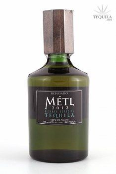 METL 2012 Tequila Reposado - Tequila Reviews at TEQUILA.net