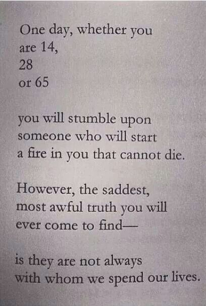 Sadly its the truth.....26