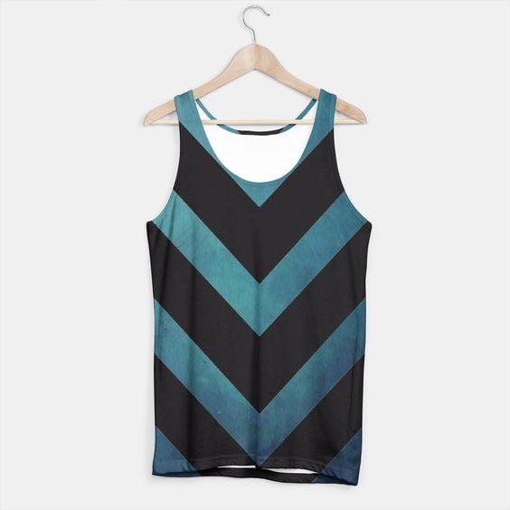 Dark Blue Arrow , More Sexy #art #loujah #moresexy #tanktop #fashion #boho #hipster #mrgugu