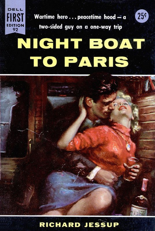 Night Boat To Paris