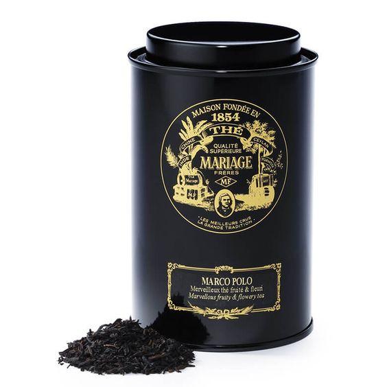 DEAN&DELUCAの紅茶「マリアージュフレール マルコポーロ」が極上!