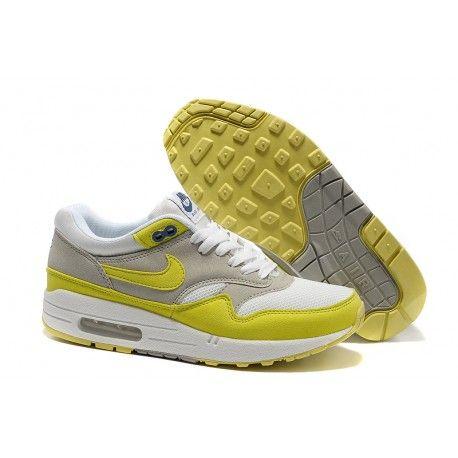 womens nike air force 1 yellow grey