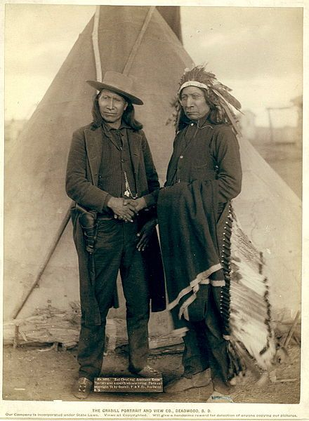 Chiefs Red Cloud & American Horse