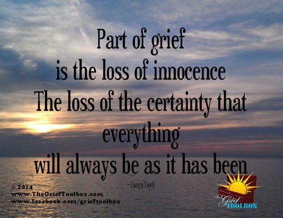 Loss Of Innocence - A Poem