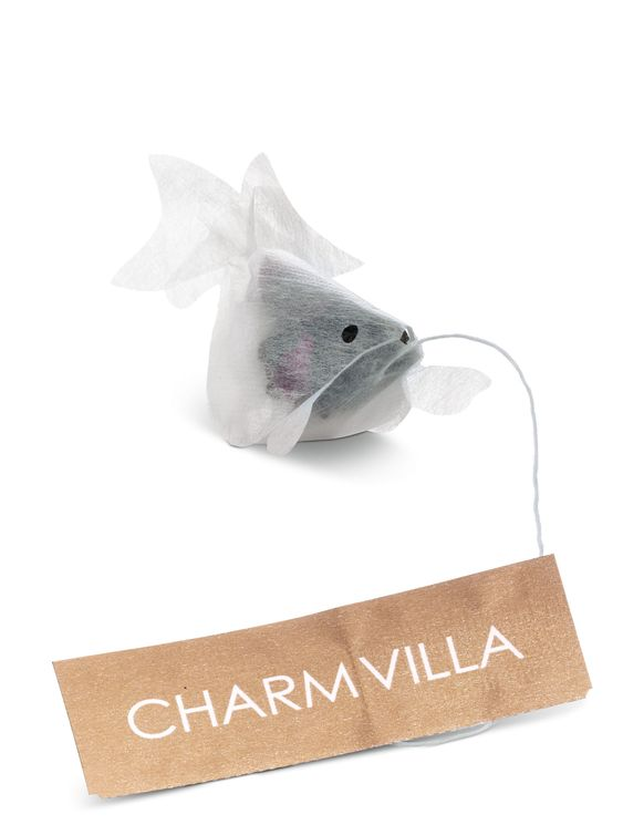 Charmvilla Goldfish Tea Bags