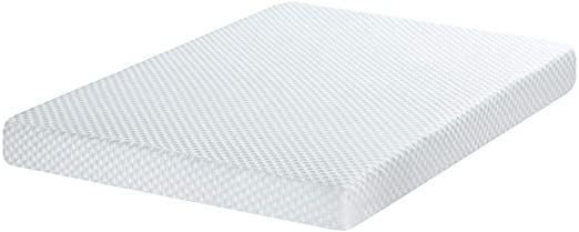 10 Inches Gel Memory Foam Mattress Twin Medium In 2020 Queen Memory Foam Mattress Gel Memory Foam Foam Mattress