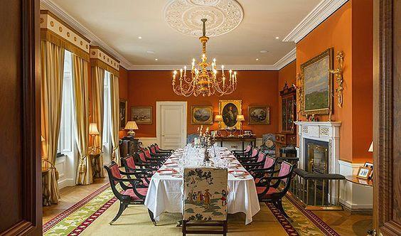 Straffan House - Kildare, Ireland - BeautifulPlaces | Luxury Villa Rentals & Epicurean Adventures