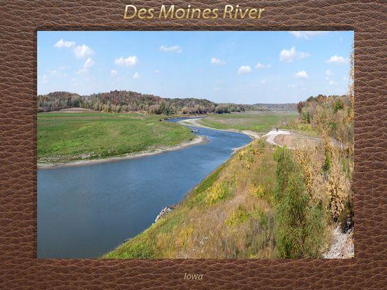 Des Moines River, IA