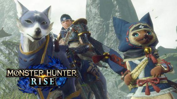Capcom Tiết Lộ Đoạn Giới Thiệu Cho Bản Cập Nhật 2.0 Của Game Monster Hunter Rise, Game Monster Hunter Stories 2: Wings of Ruin