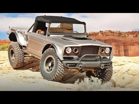 All Cars New Zealand Video Jeep M 715 Five Quarter 700 Hp