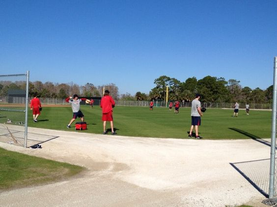#RedSox pitchers. Crew today ...#Baseball #Springtraining