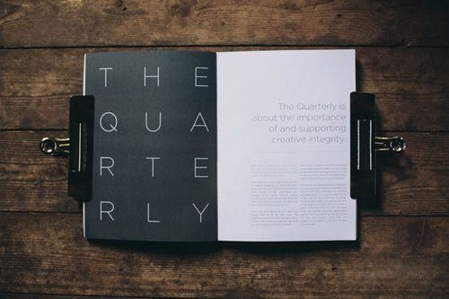Typography by Daily Visual Overdose