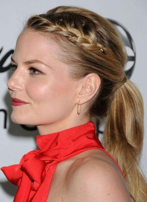 Pleasing Easy Braided Hairstyles Hairstyles And Shoulder Length Hairstyles Short Hairstyles Gunalazisus