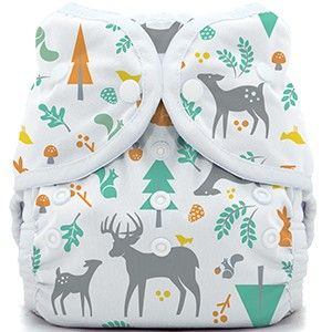 Thirsties Duo Wrap Diaper Cover - New & Improved