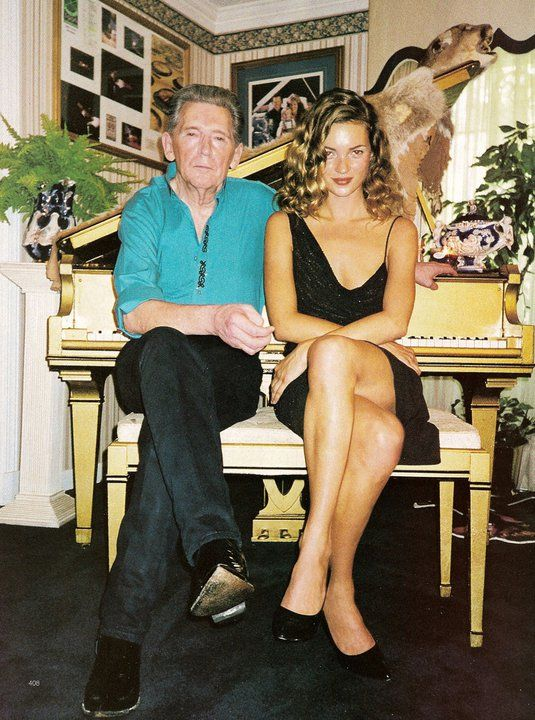Kate Moss//Jerry Lee Lewis: