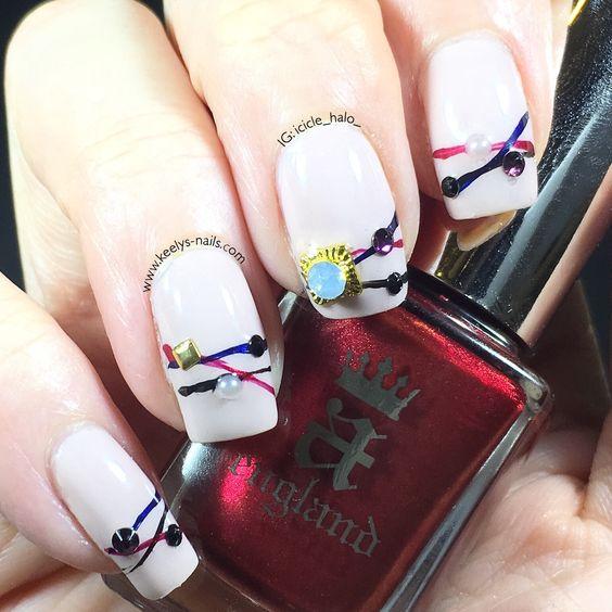Bracelet Nails right hand