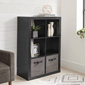 ca5113264635401f5b011d1aa50b0115 - Better Homes And Gardens 2 Cube Organizer Espresso