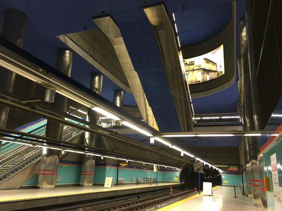 Estación de metro de San Fernando de Henares