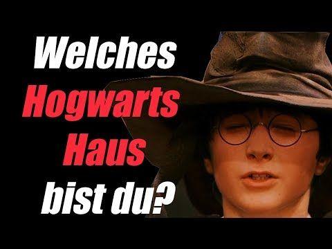 Harry Potter In Welches Hogwarts Haus Gehorst Du Personlichktstest Youtube Hogwarts Hogwarts Hauser Harry Potter Hauser
