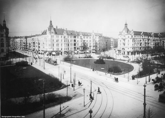 ca 1910 Savignyplatz