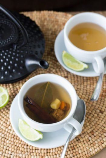 Caribbean Herbal Tea | Best Herbal Tea Recipes