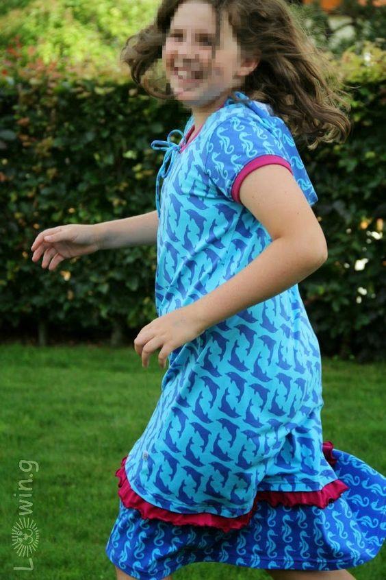 Rosita als Kleid... Rosita dress