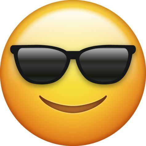 Sunglasses Emoji Free Download Cool Emoji Cool Emoji Ios Emoji Sunglass Emoji