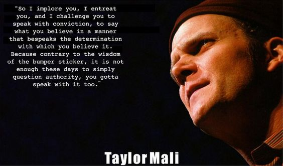 analysis of totally by taylor mali I do enjoy reading and listening to poetry this taylor mali poem, totally like whatever, you know, is a nice one to begin with in case you hadn't.