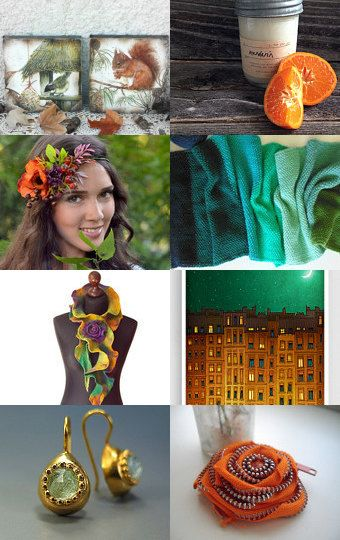 Autumn Wonders by Ms.B' on Etsy--Pinned with TreasuryPin.com