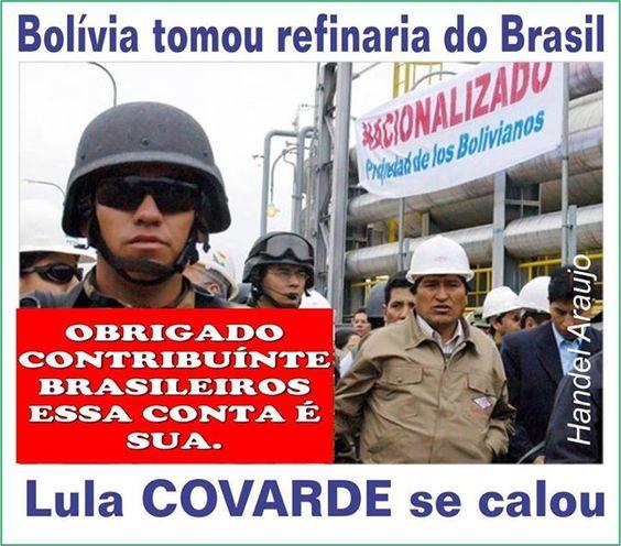 Falaram tanto em devolver o Brasil para os índios, olha no que deu.