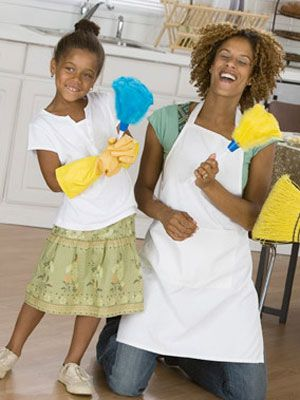 30 quick & easy cleaning tips to keep your home neater everyday!