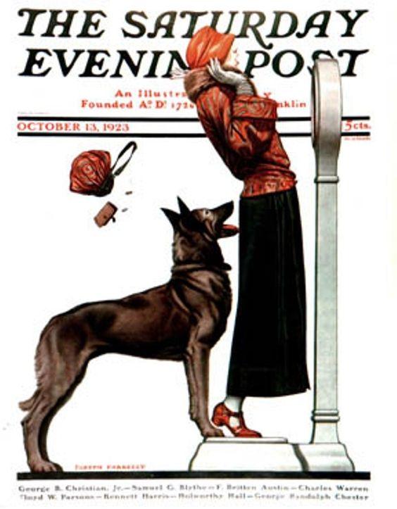 Saturday Evening Post site:pinterest.com | Saturday Evening Post 1923 | K9 Love | Pinterest:
