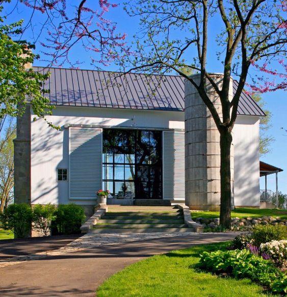 Barn house: